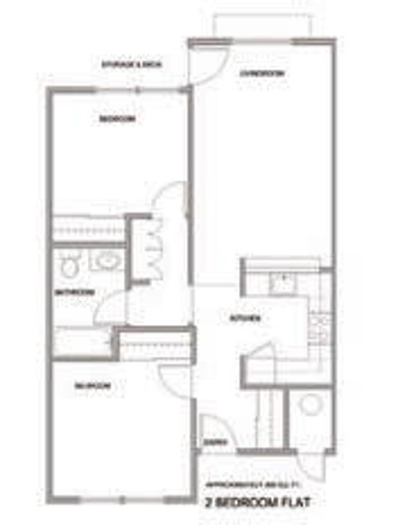 Floorplans De Anza Gardens Bay Point Ca